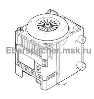 Блок управления М12 12В  в сборе с воздушным нагнетателем | Артикул: 252472991500