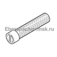 Выхлопная труба 24 мм с наконечником | Артикул: 201731800400