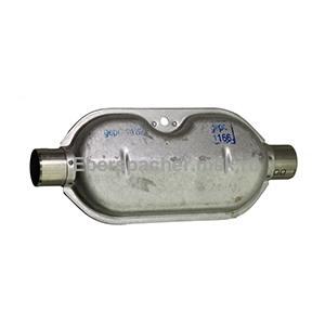 251806800100 Глушитель выхлопной системы отопителя D9W/Г10