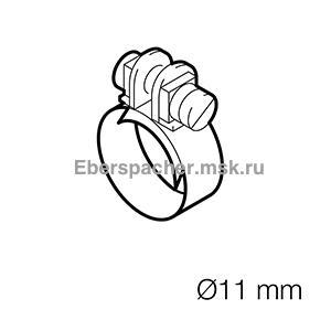 102068011098 Хомут диам 11 мм