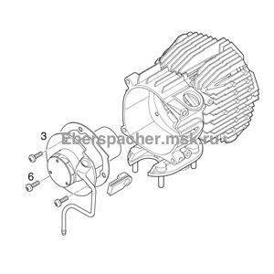 252113990600 Теплообменник и горелка (комплект) Airtronic D4
