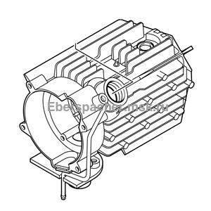 201719990600 Теплообменник (котел) B1 L C