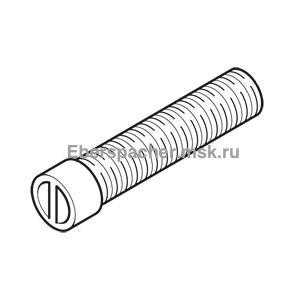201731800400 Выхлопная труба 24 мм с наконечником