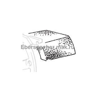251729200502 Уплотнитель кожуха воздушного нагнетателя