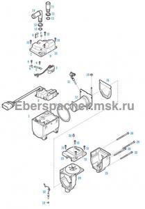 графический каталог запчастей для Hydronic II B 4 S 12V