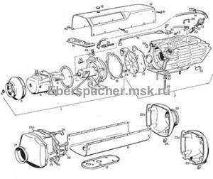 графический каталог запчастей для  B5 L 24V
