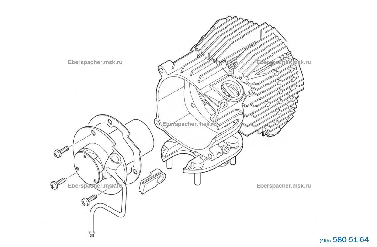 Эберспехер теплообменник прочностной расчёт теплообменников