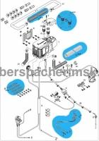 Схема подогревателя Hydronic S3 с